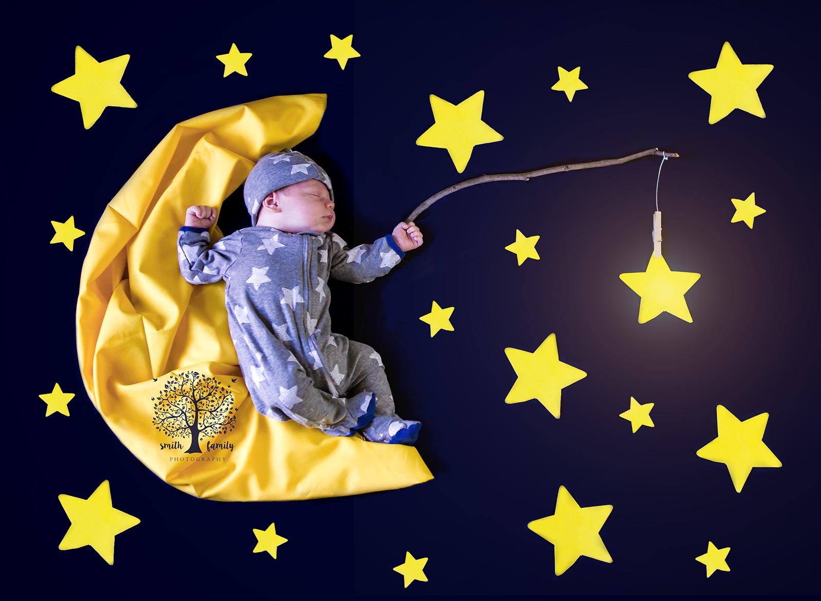 August 2017 - Peyton's newborn session