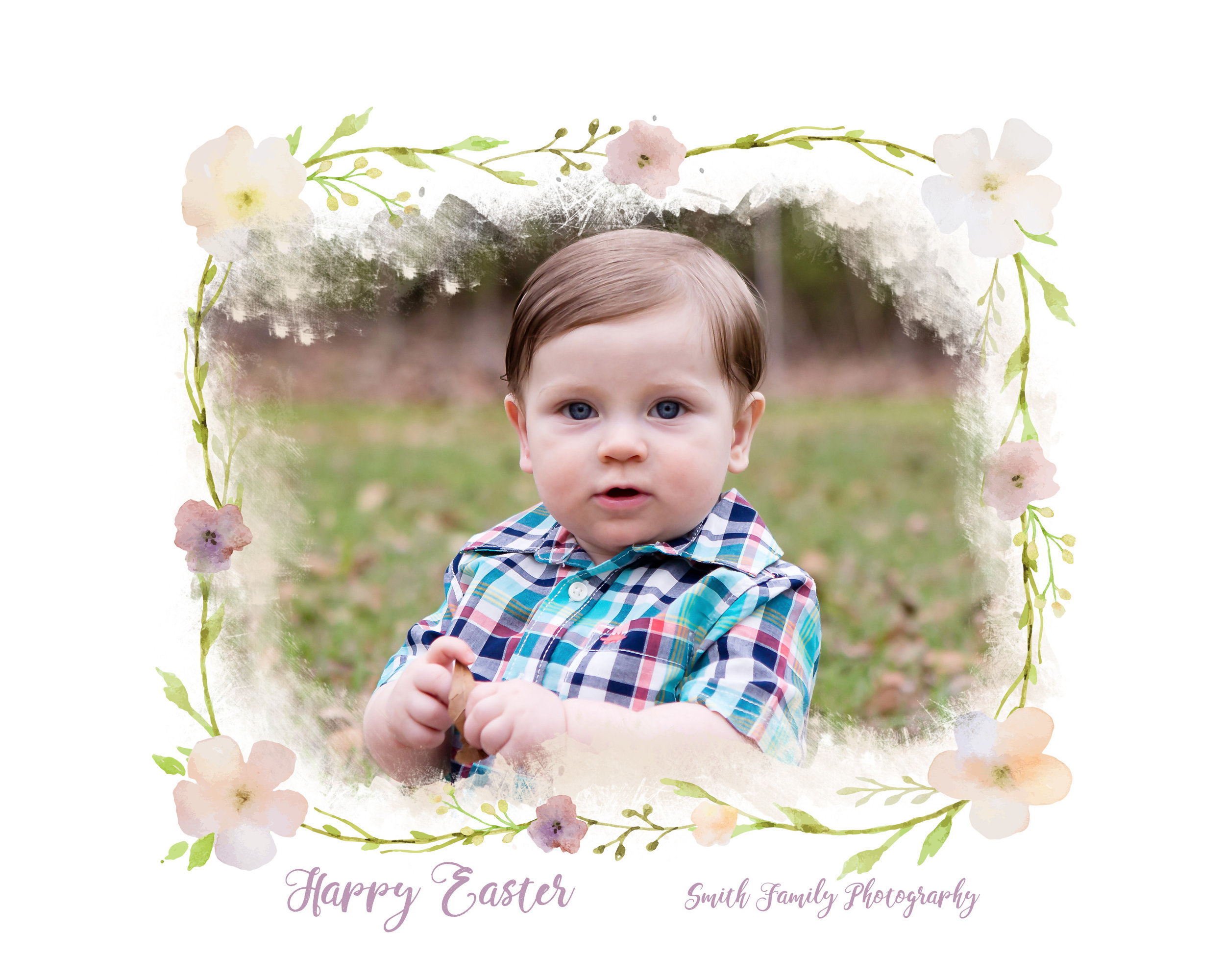2018 - Peyton's Easter session