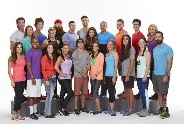 The Amazing Race on CBS