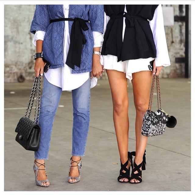 naimabarcelonablog :     Tash & Elle