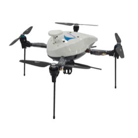 観測センサーを搭載予定のエアロセンス製UAV