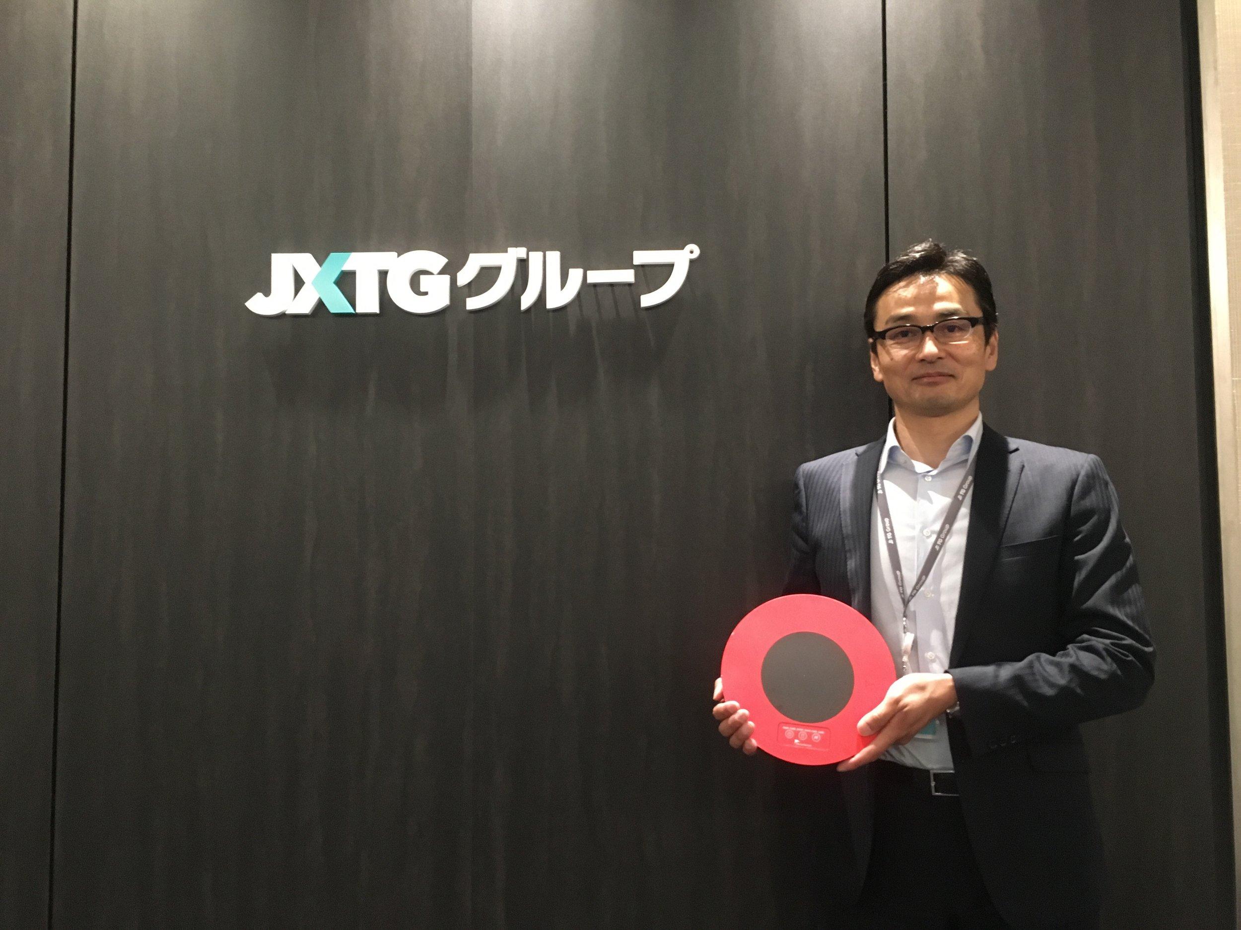 JX金属技術本部情報システム部主席技師山野井隆様