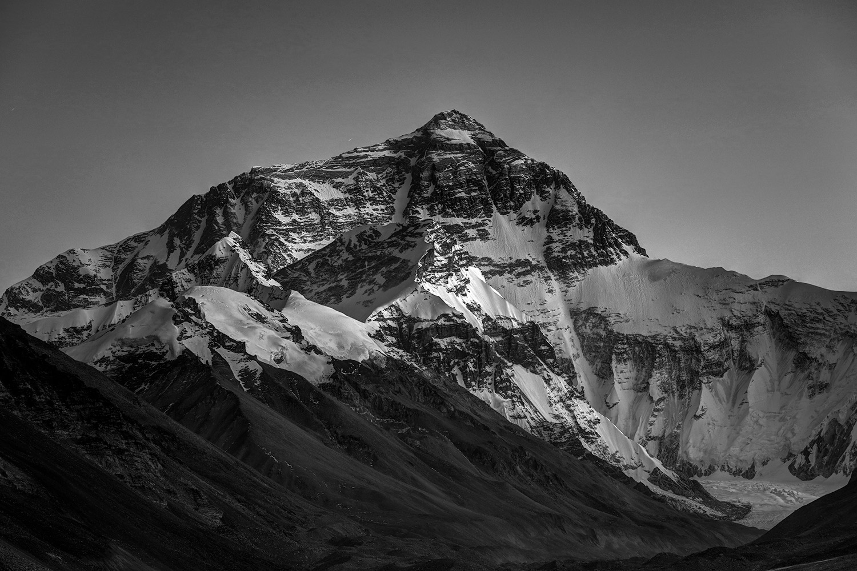 珠穆朗玛峰 Mount Everest