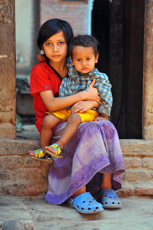 《加德满都的平民》尼泊尔 Nepal