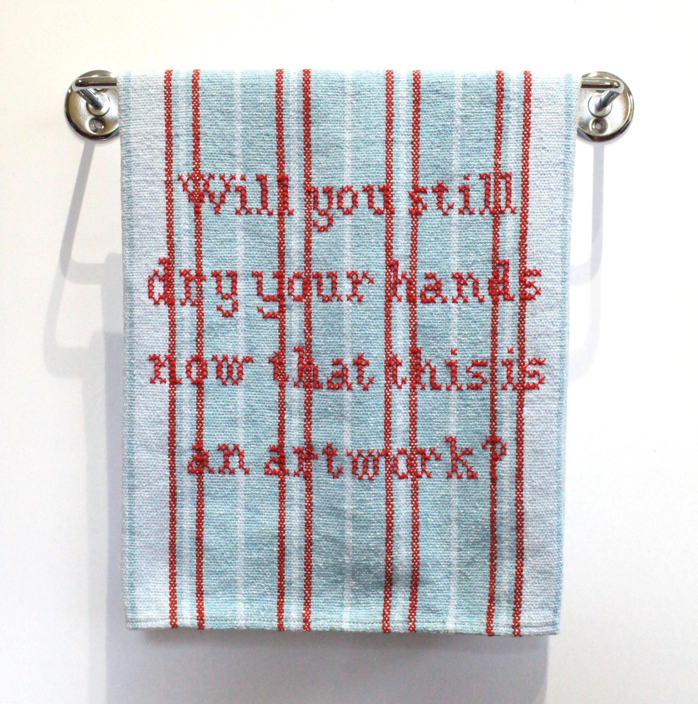 Towel / Handduk 1