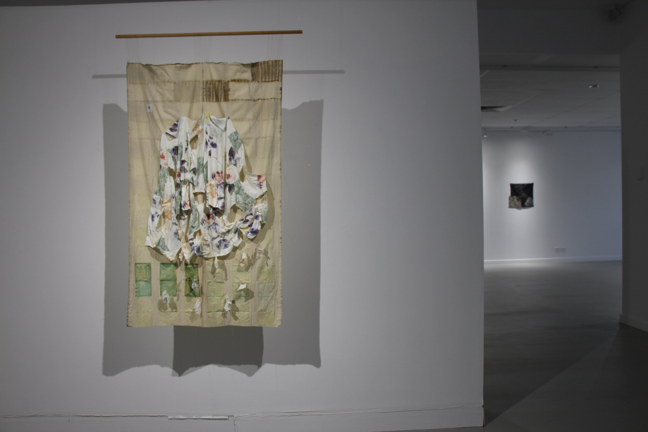 Fragmented Memories at Spectrum Project Space, ECU
