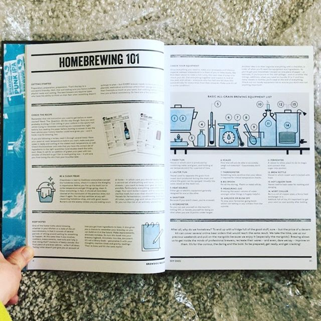 Plenty on today in the garden but this nice book arrived from @brewdogofficial today... #beer #opensourcebrewing #100days #100dayproject #100daysoflookingdown #cheers #beer #brewloveismytruelove #craftbrew #ipa #canada #ビール #bier #birra #cerveza #cerveja #biere #맥주 #啤酒 #ビールクズ #instabeer #beerlover #ビアスタグラム #beerstagram #beerstagrammers #ビール好き #beerlovers