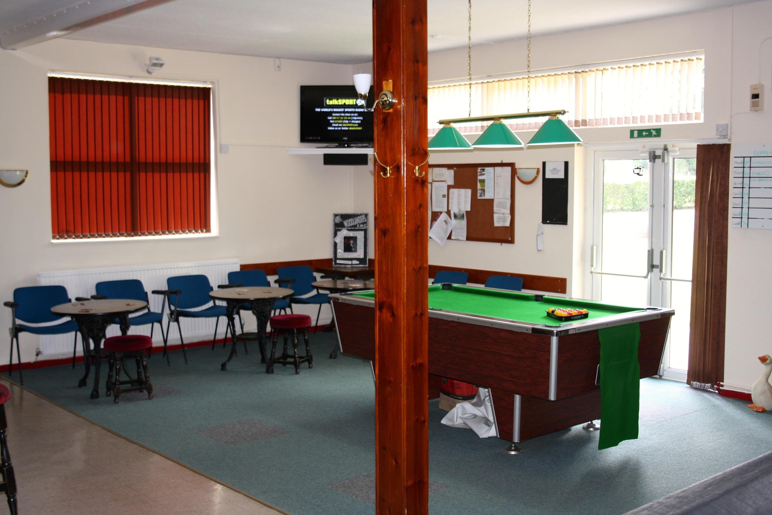 Woodlands St Mary Social Club