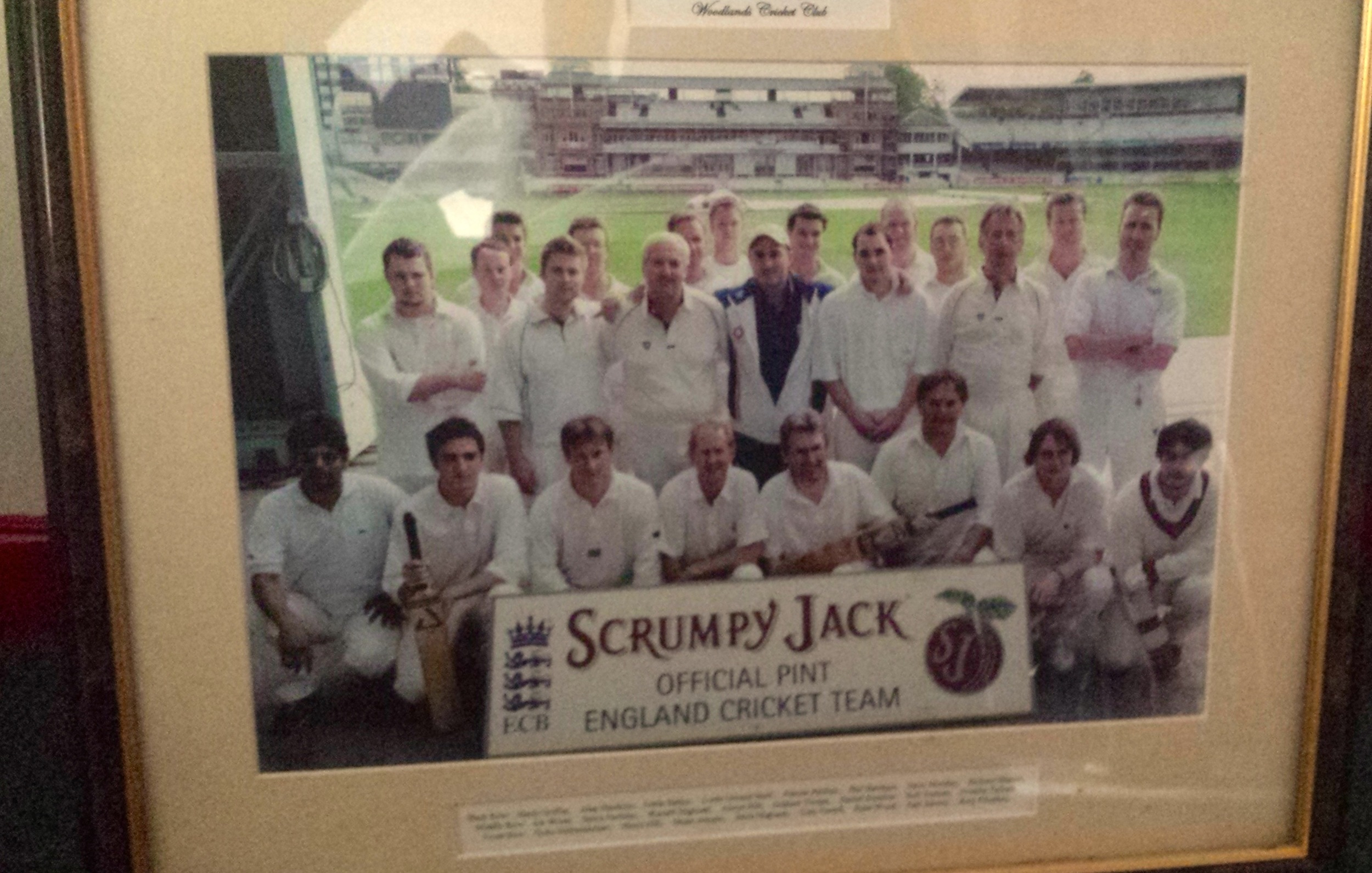 Woodlands St Mary Cricket Club