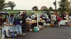 Woodlands St Mary Car Boot Sale