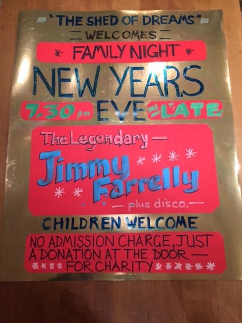 New Years Eve 2016 Woodlands Social Biggie