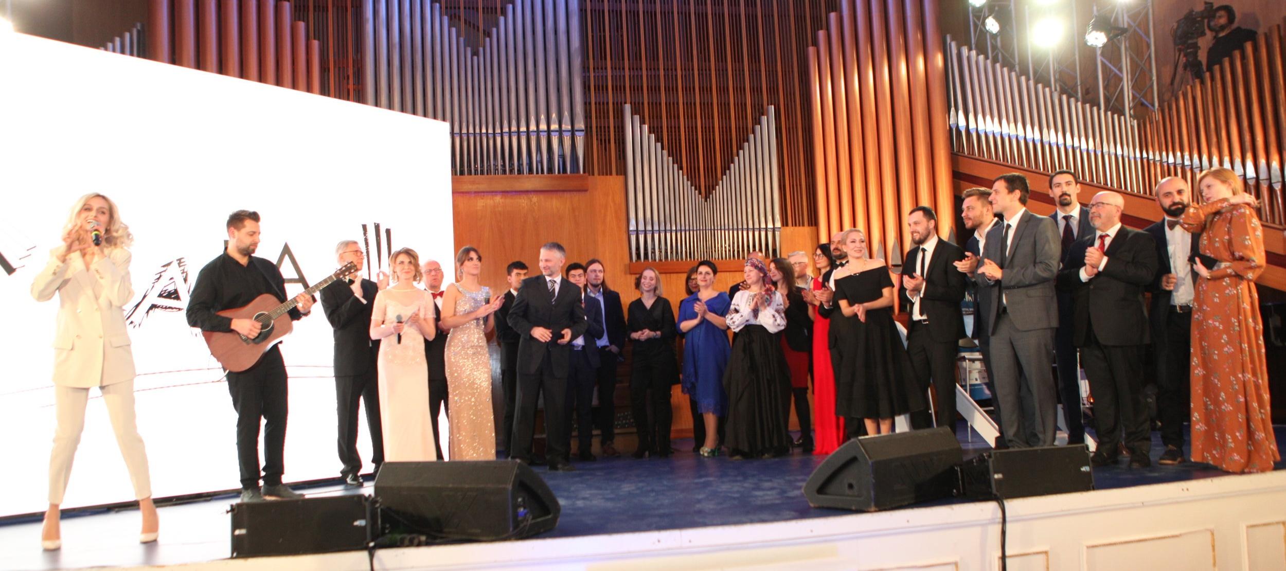 ADAMI GALA 2018 - Chisinau, Moldova