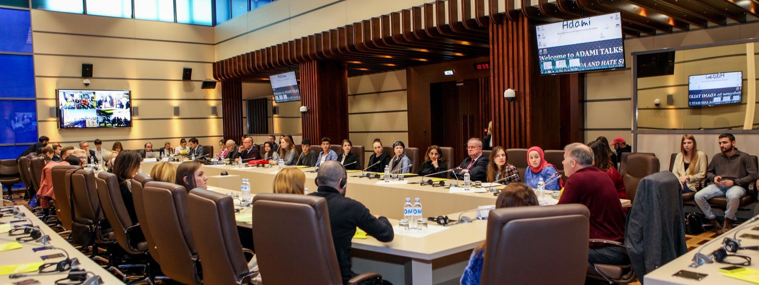 ADAMI TALK 2018 - Chisinau, Moldova
