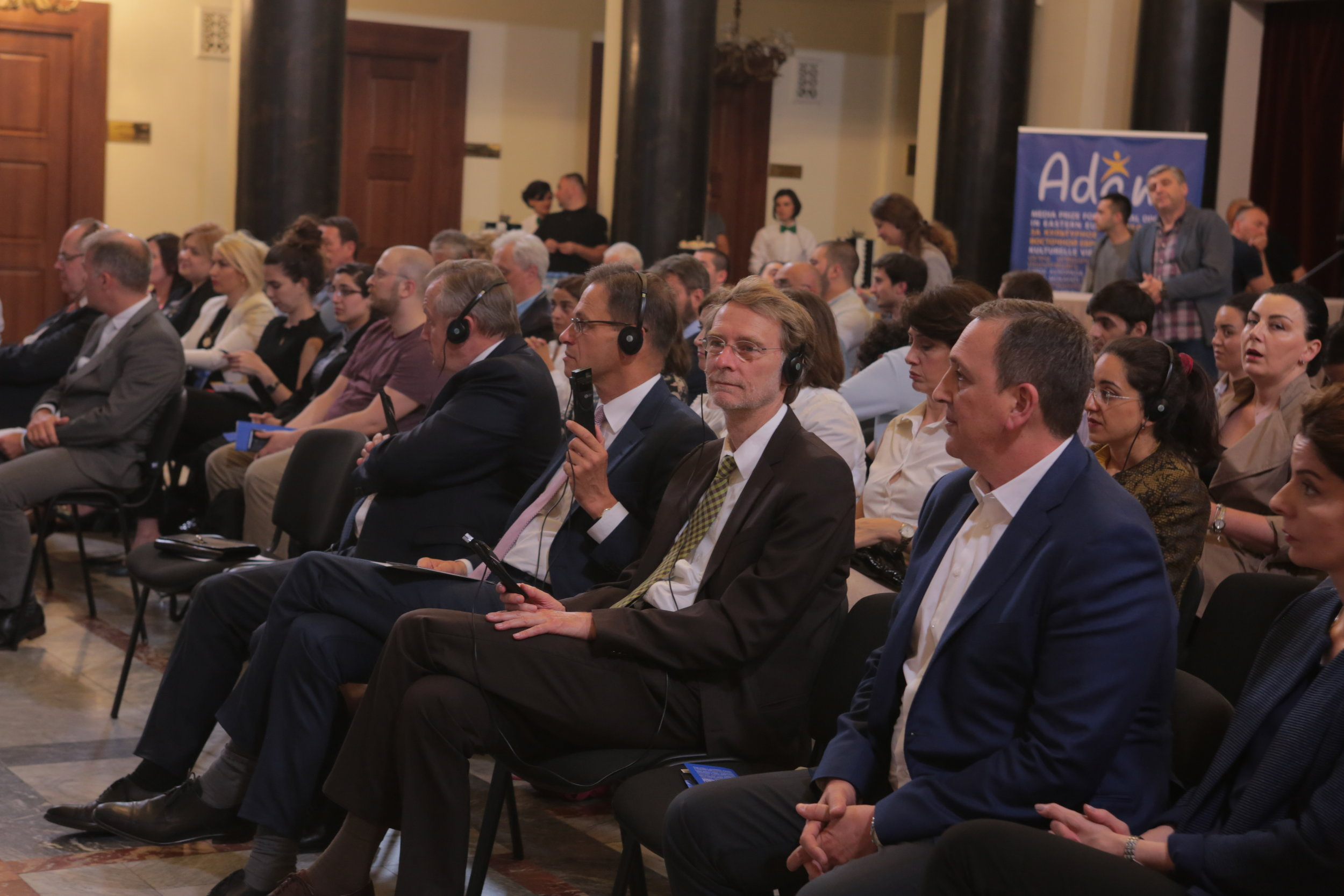 13. ADAMI TANDEM Announcement in the Parliament of Georgia .JPG
