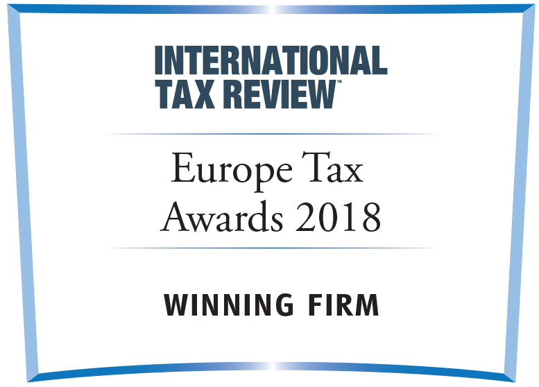 European Tax Policy Firm 2018
