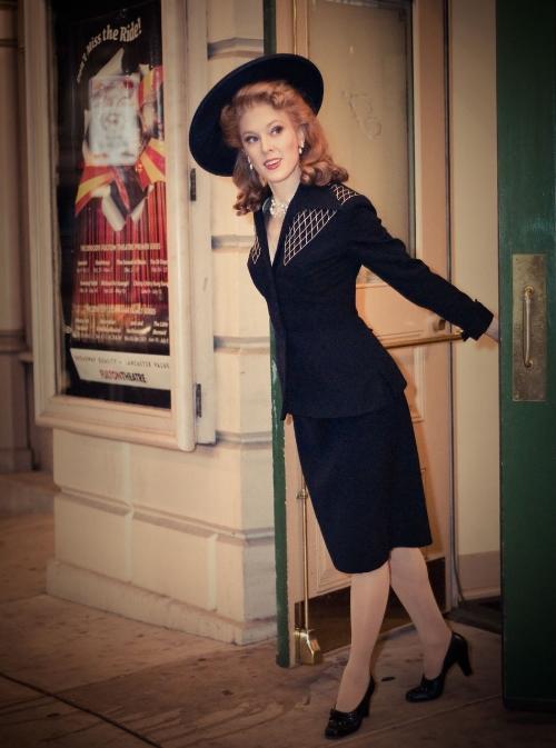 1940's photo shoot at door.jpg