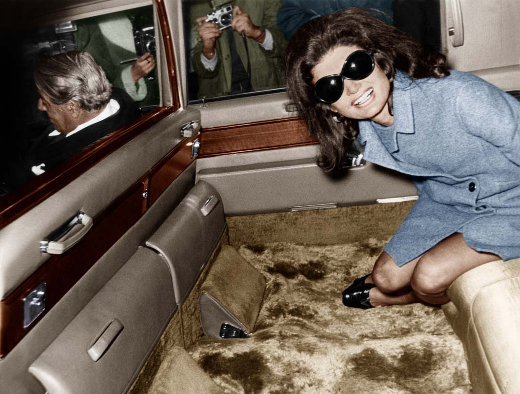 Jackie Onassis | Former First Lady