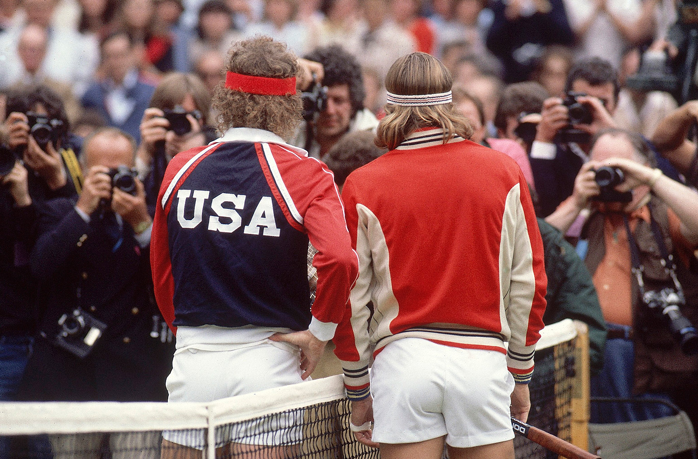 John McEnroe | American Tennis Player