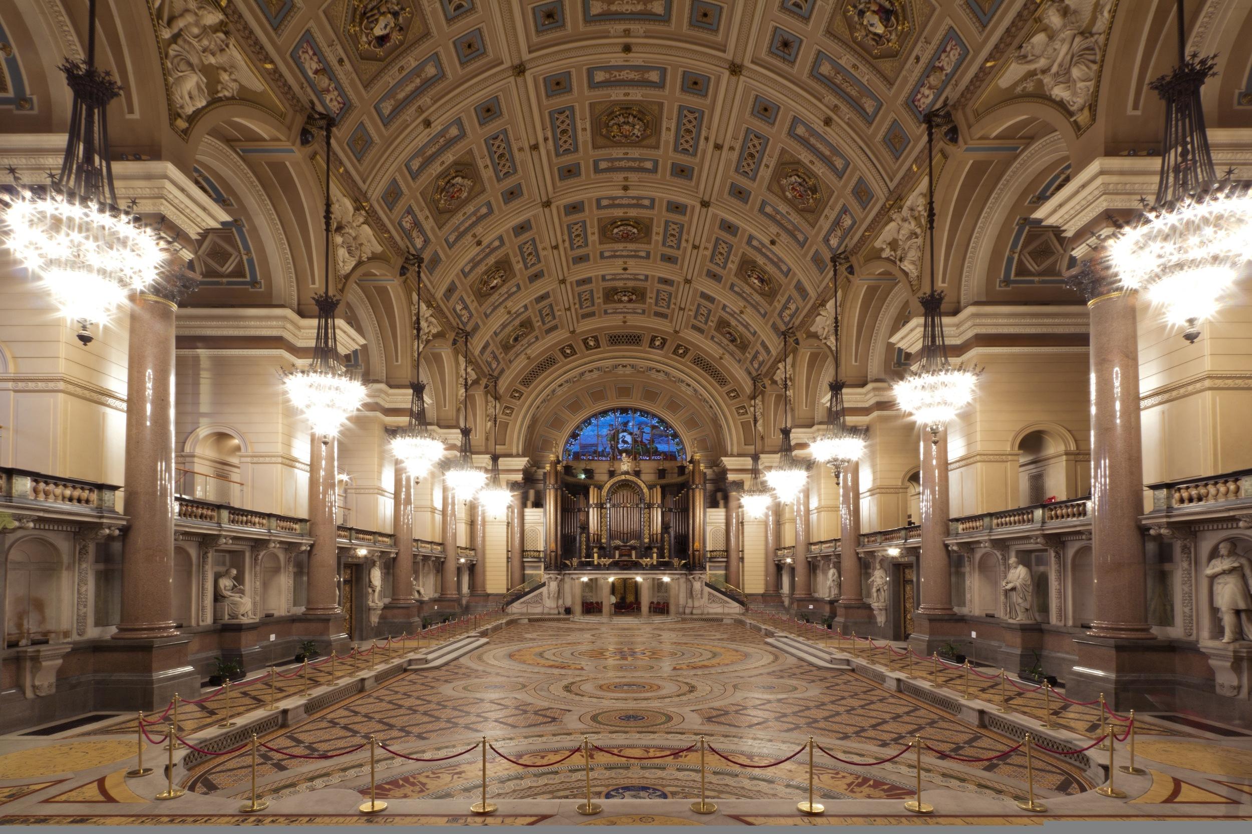 St Georges Hall - Paul Ashton