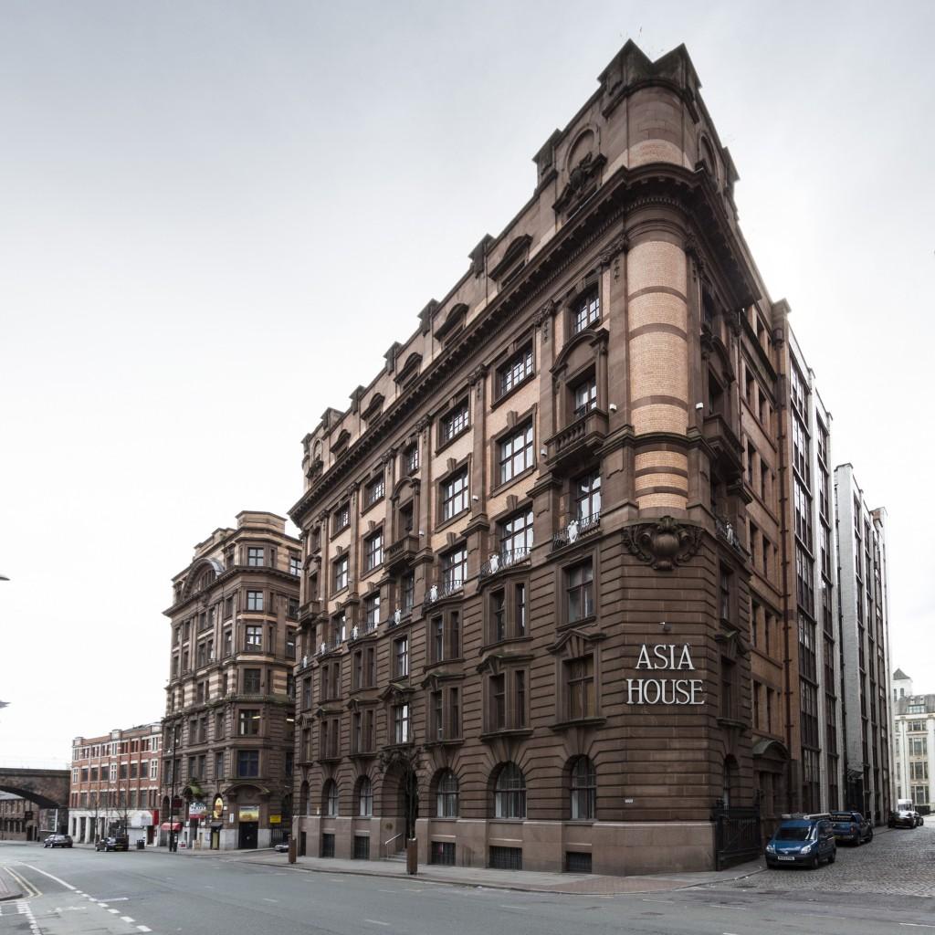 Asia House Manchester - Photo by Paul Ashton
