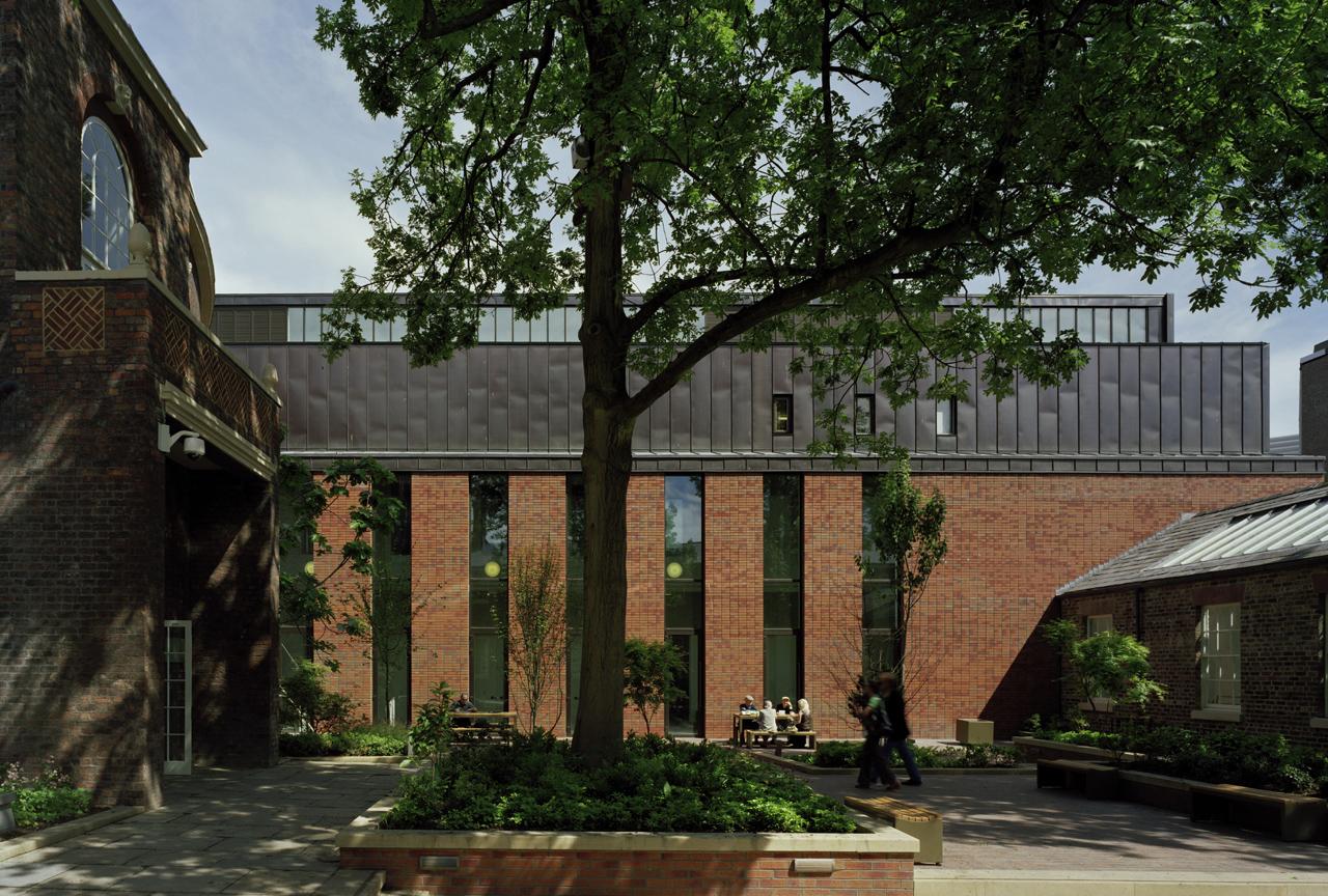 Bluecoat Garden