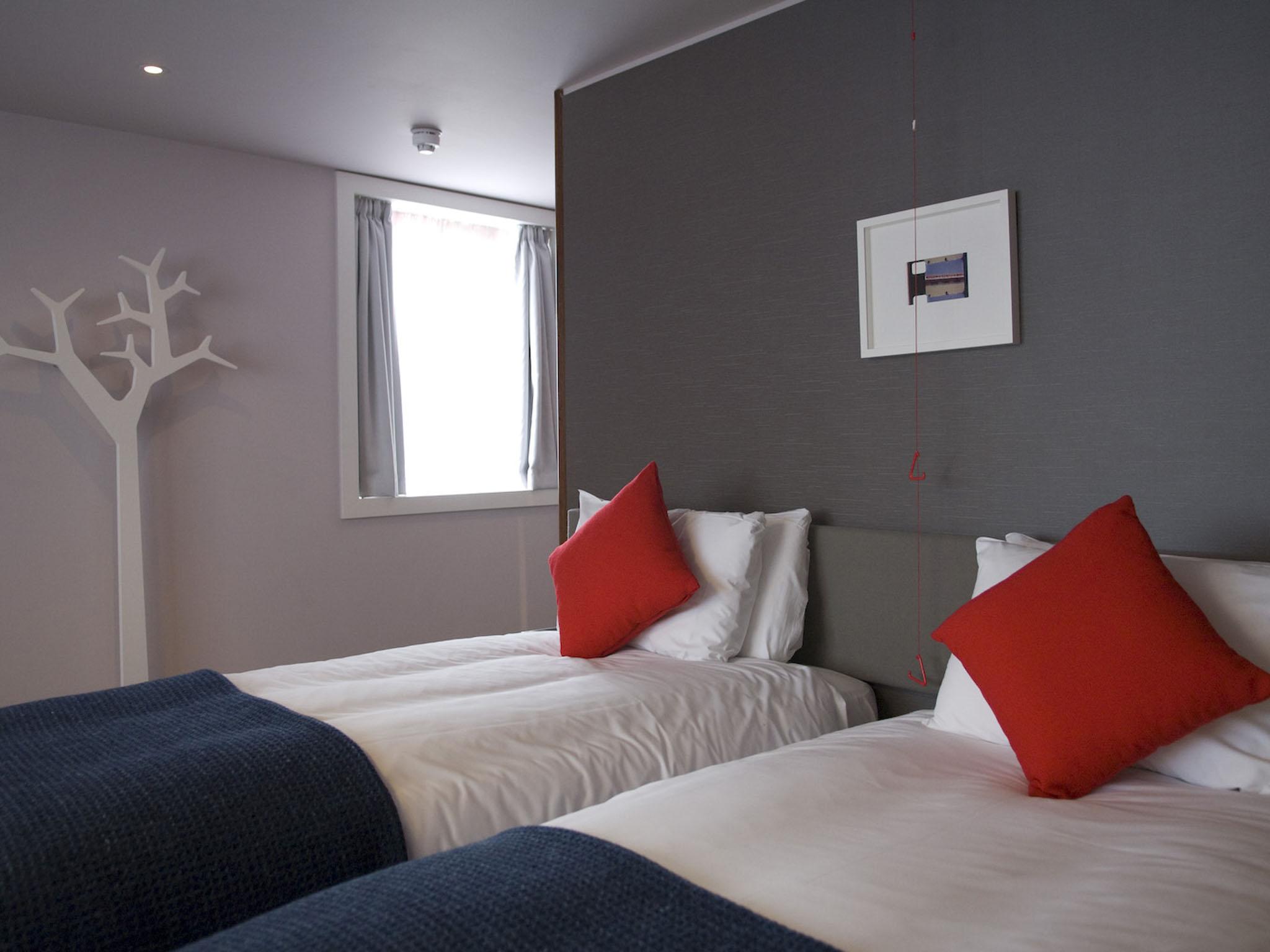 Midland Hotel Bedroom 1