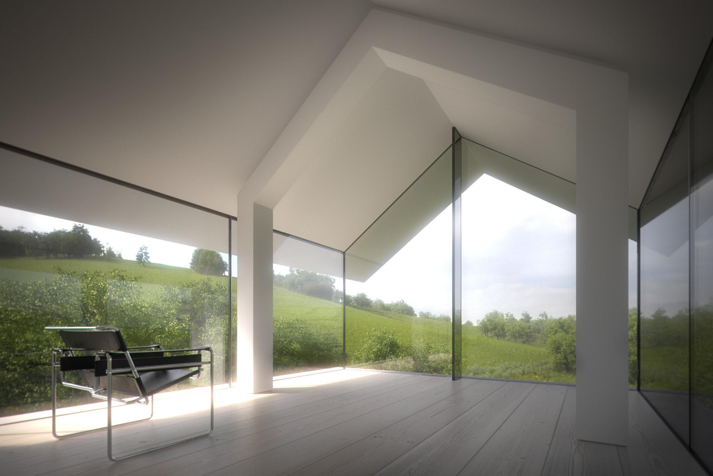 Red Hill Green Belt Extension Interior 2