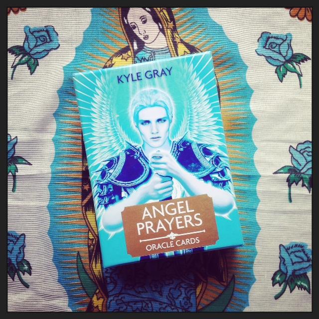 Kyle Gray Angel Prayers Oracle Cards