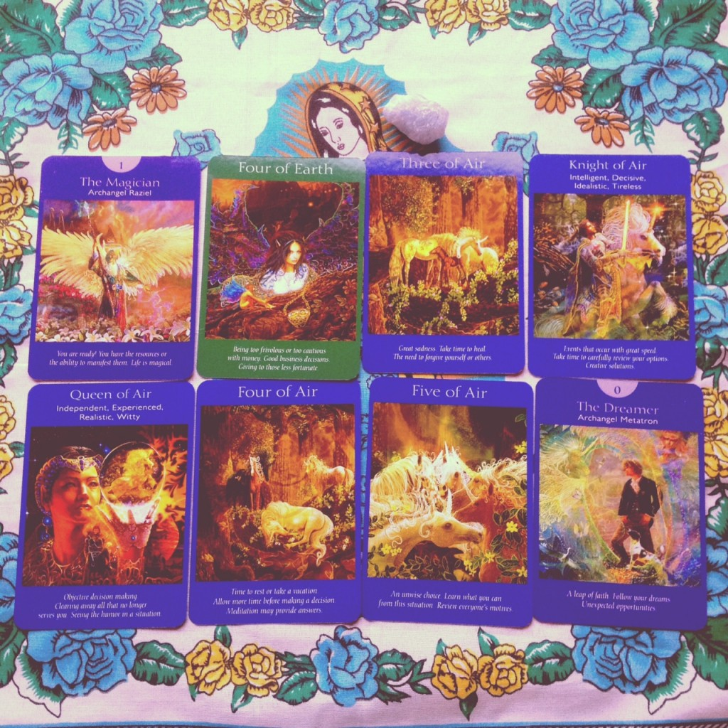 Angel Tarot - Doreen Virtue & Radleigh Valentine
