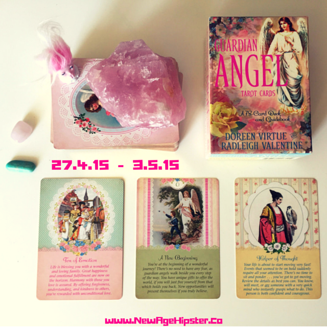 Guardian Angel Tarot - Doreen Virtue + Radleigh Valentine
