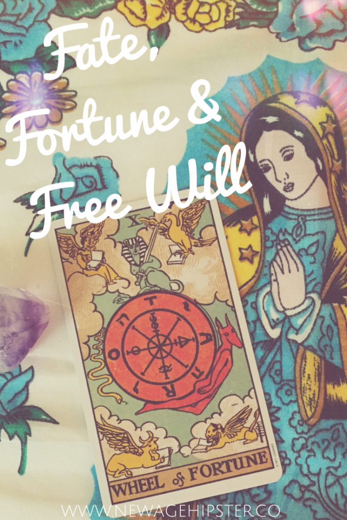 Fate, Fortune & Free Will - Tarot FAQs #3 - New Age Hipster x