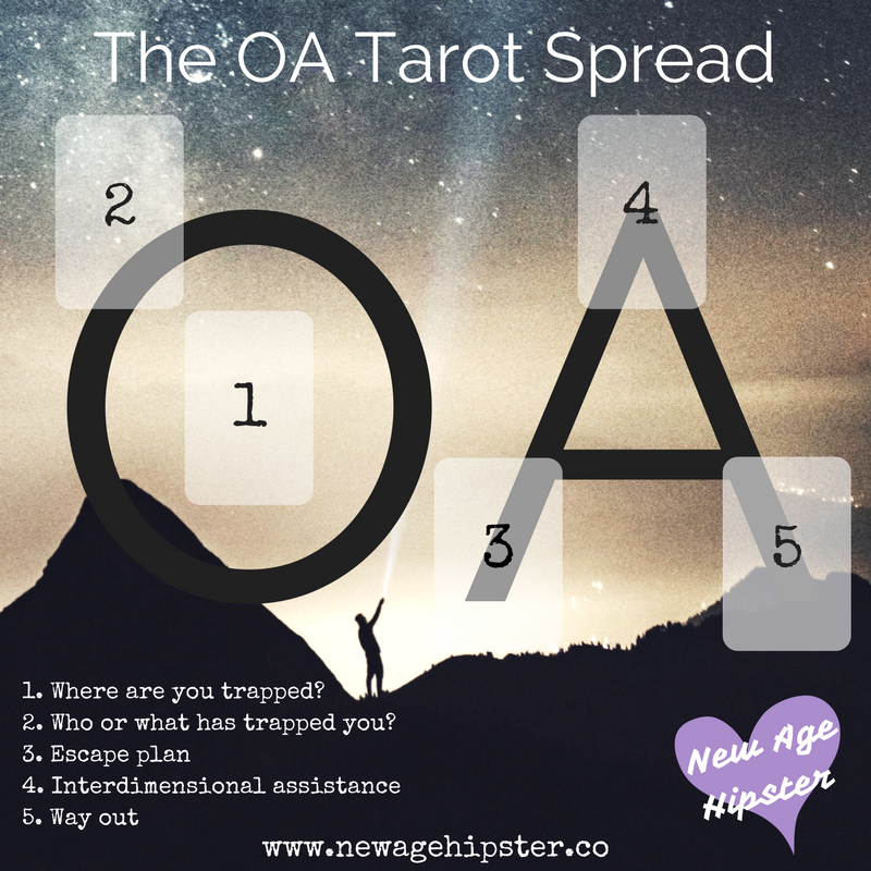 The OA Tarot Spread