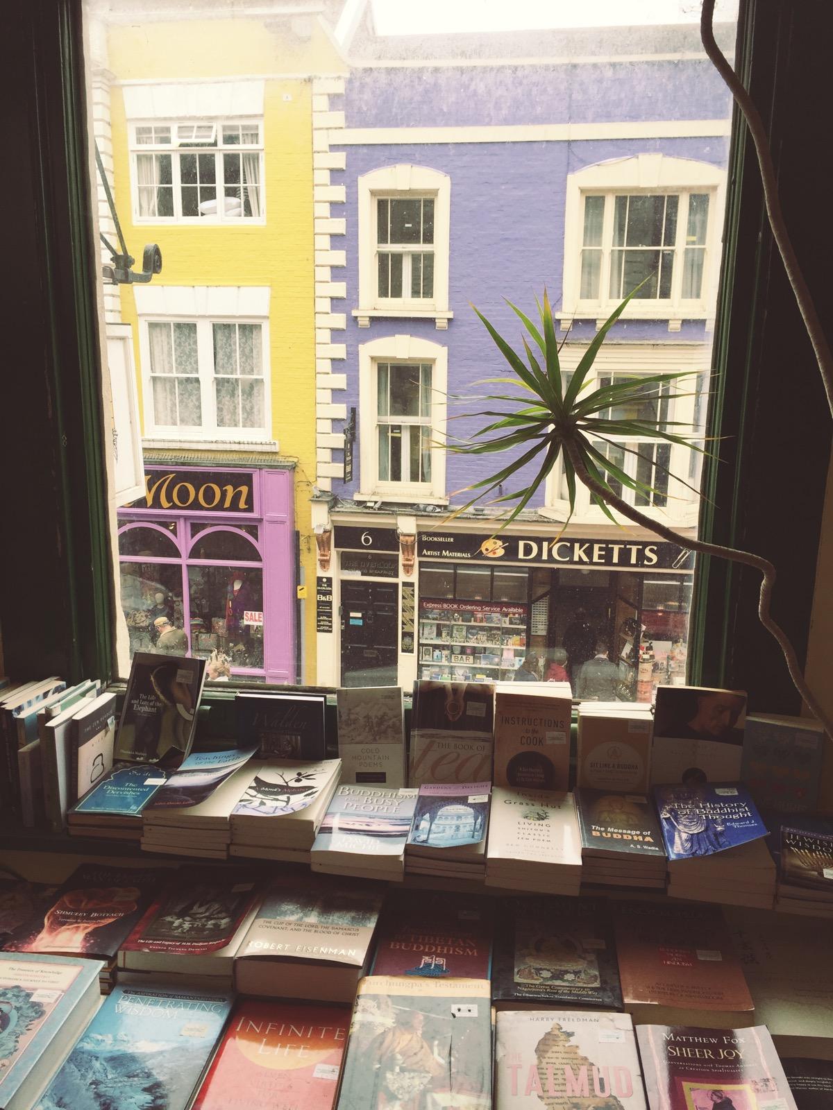 Speaking Tree Books Glastonbury