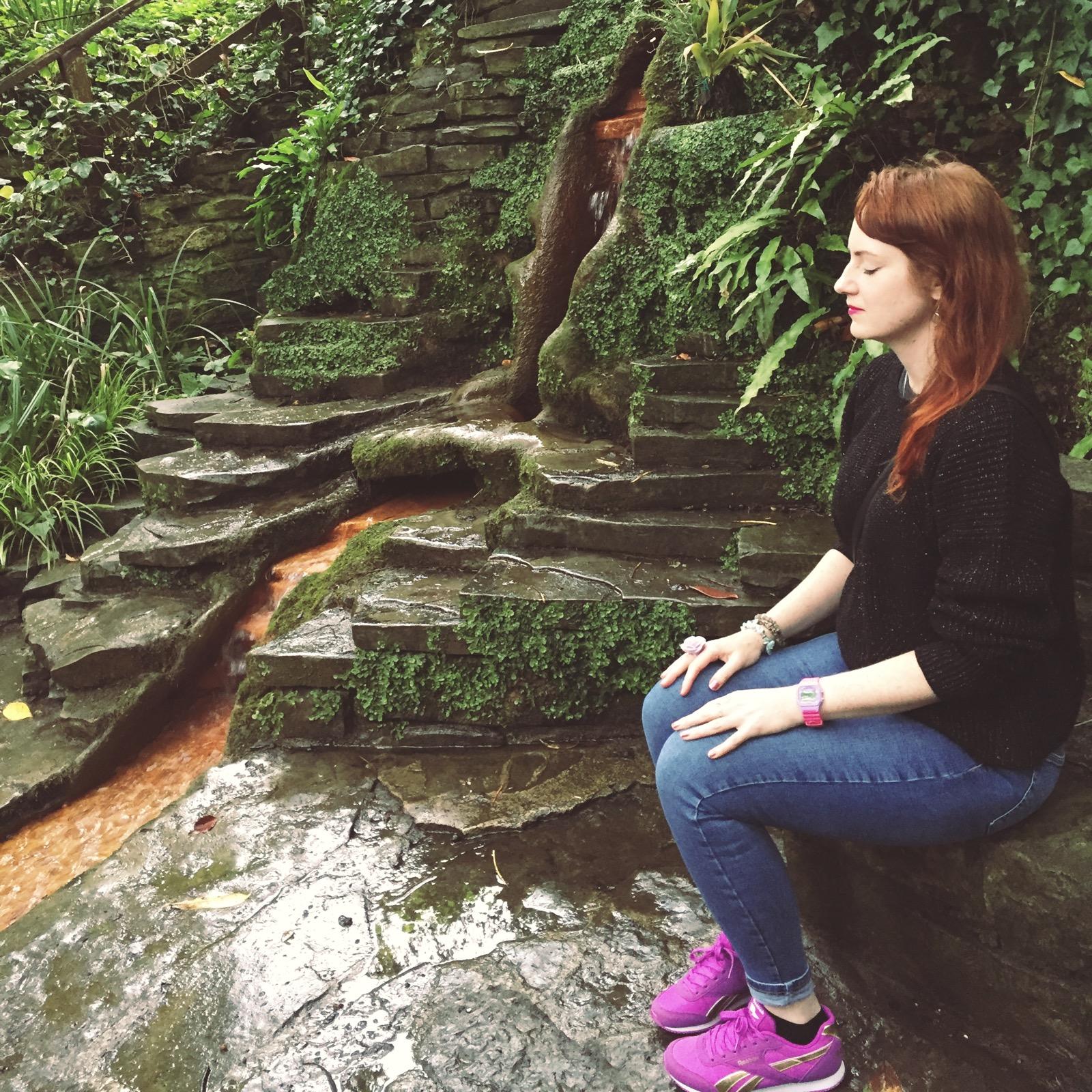 Glastonbury Chalice Well