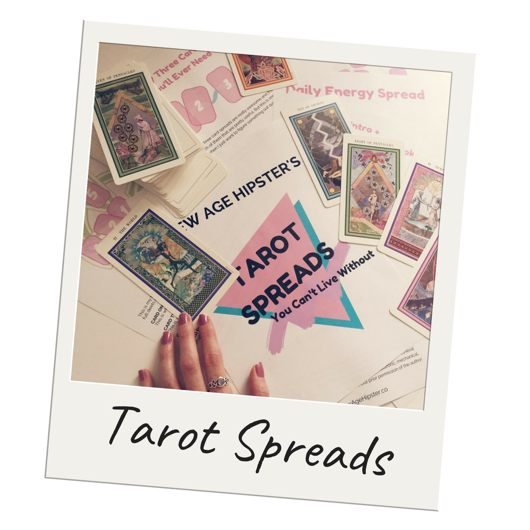 Tarot Spreads You Can't Live Without
