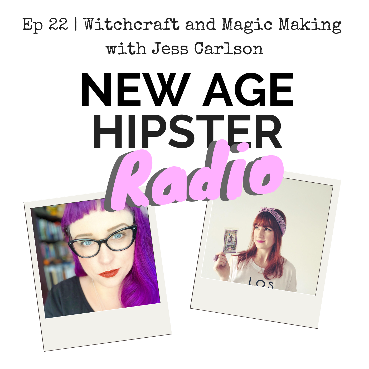 Jess Carlson New Age Hipster Radio