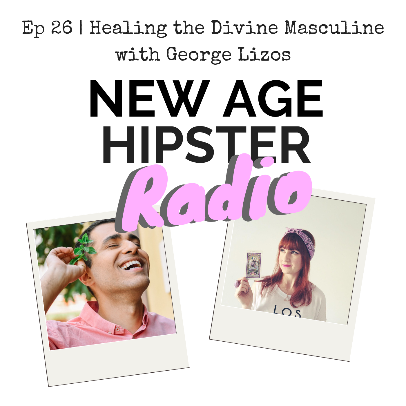 George Lizos New Age Hipster Radio