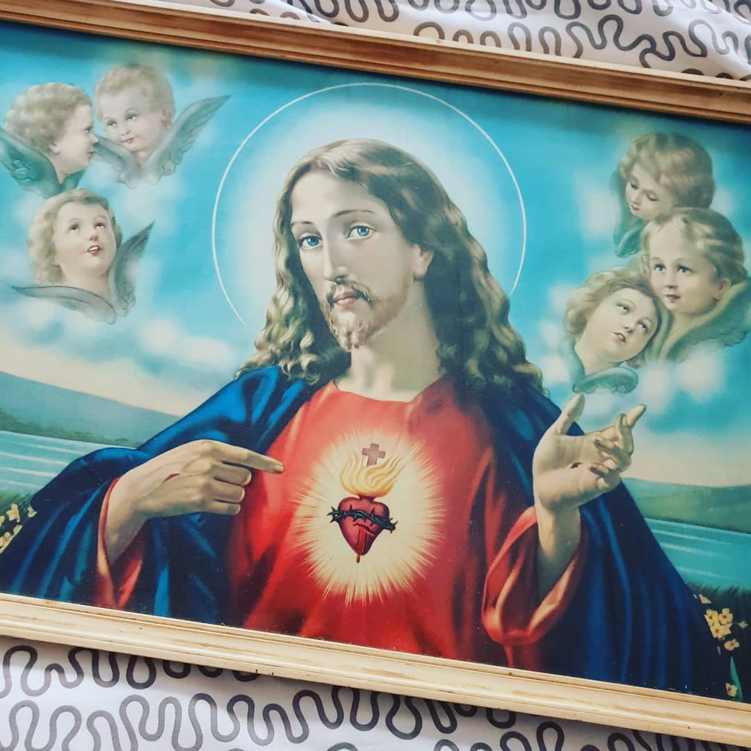 Jesus x
