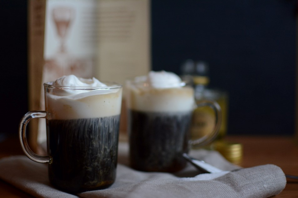 Irish Coffee mit QimiQ