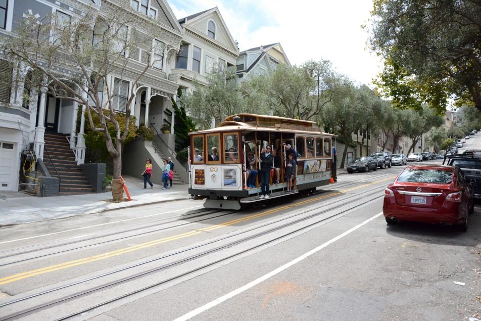 San Fran Cable Cars
