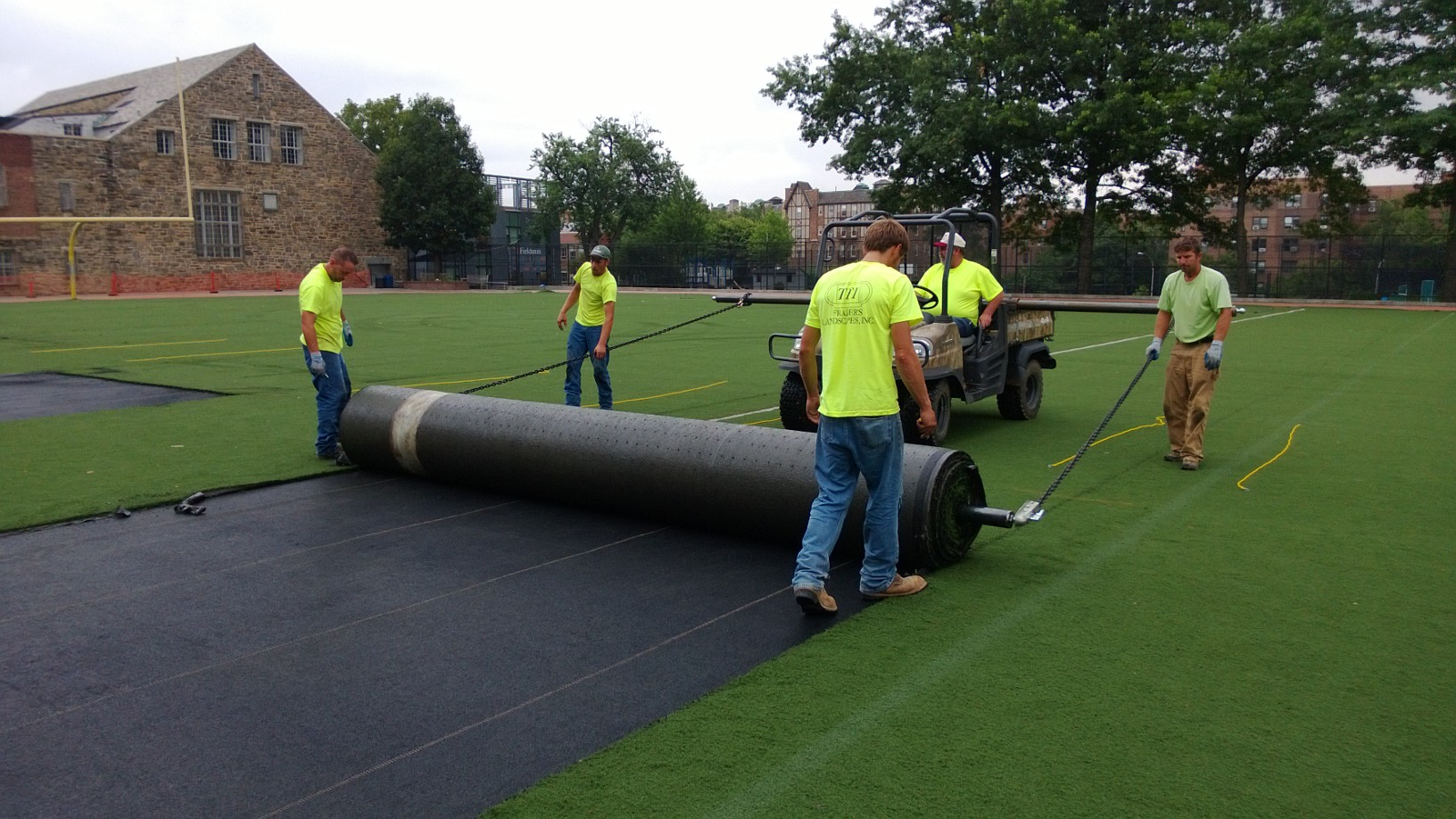 Turf Removal