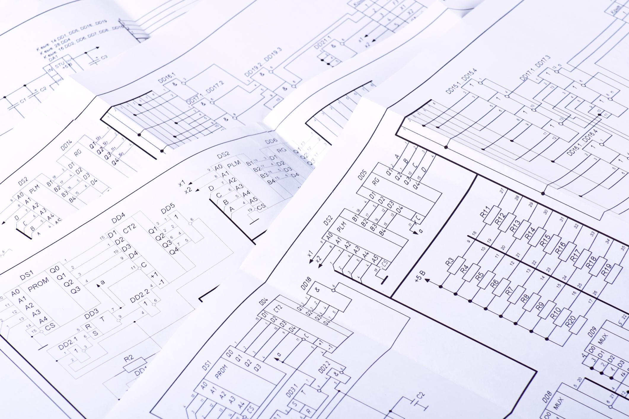 ... to detailed wiring schematics.