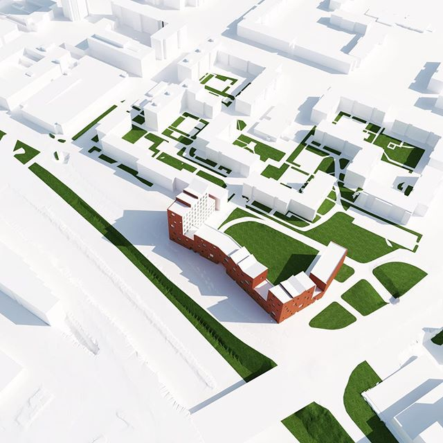 throwback to a design draft for student housing building in Itä-Helsinki! A refference design made to support an undergoing city plan adjustment and open public discussion. In collaboration with Arkkitehtipalvelu. . . . #architecture #studenthousing #tbthursday #tbt #concept #architecturedose #arquitectura #arkitektur #архитектура #architettura #architektur #perspectivedrawing #architects #arquitectura #unbuiltarchitecture #arkitektur #architecturephotography #scandinaviandesign #housing #perspective #designinspo #perspectiva #visualization  #finearchitecture #archidaily @letsshowitbetter #instaarchitecture #architettura @littleblackbox.ny #amazingarchitecture #ākitekucha @youngarchitectsplatform @av_platform @kntxtr @illustrarch @the_best_new_architects #pictureoftheday #archdesigndaily #instagood @designboom @archdaily @architecture_hunter @thinkingarchitecture @arch_impressive @design.taste @arc.only @wacommunity