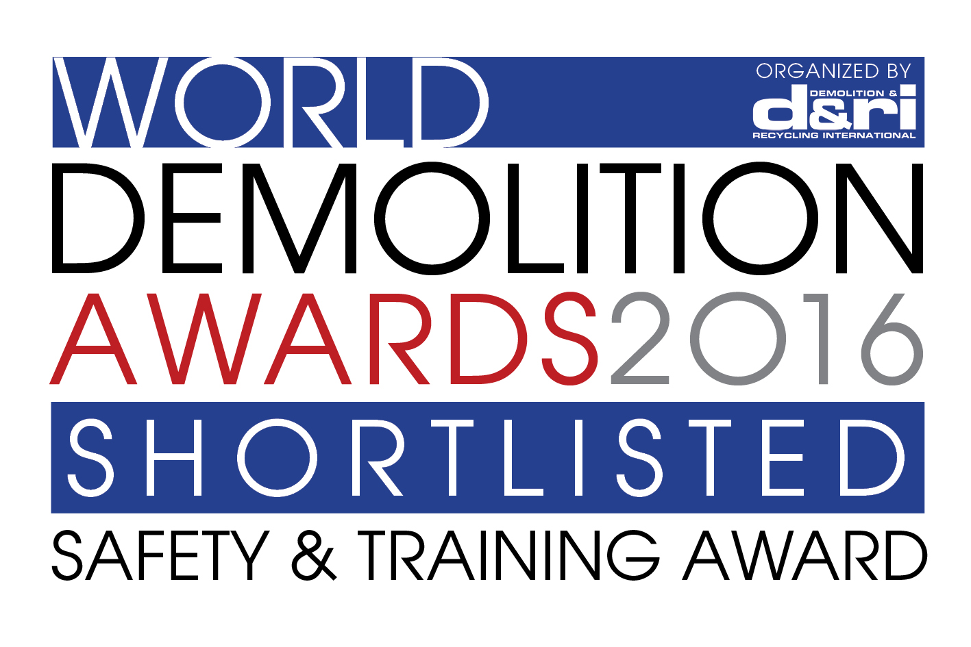 Lloyd's Construction Services, Inc. is one of eight demolition contractors up for the global award.