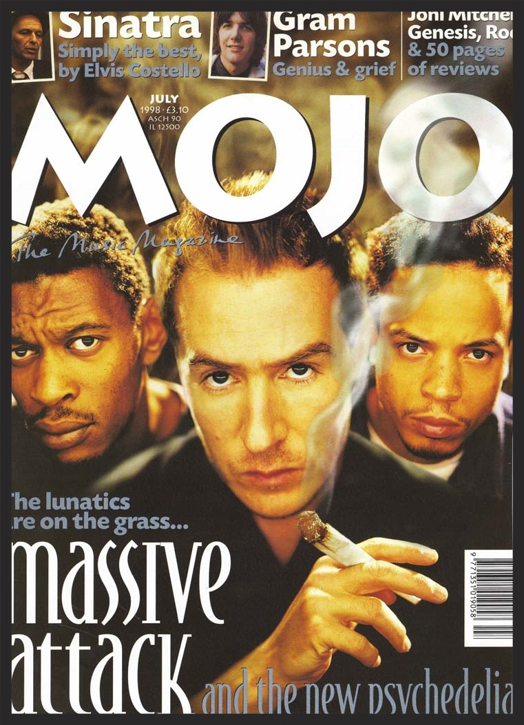 Mojo Magazine Interview