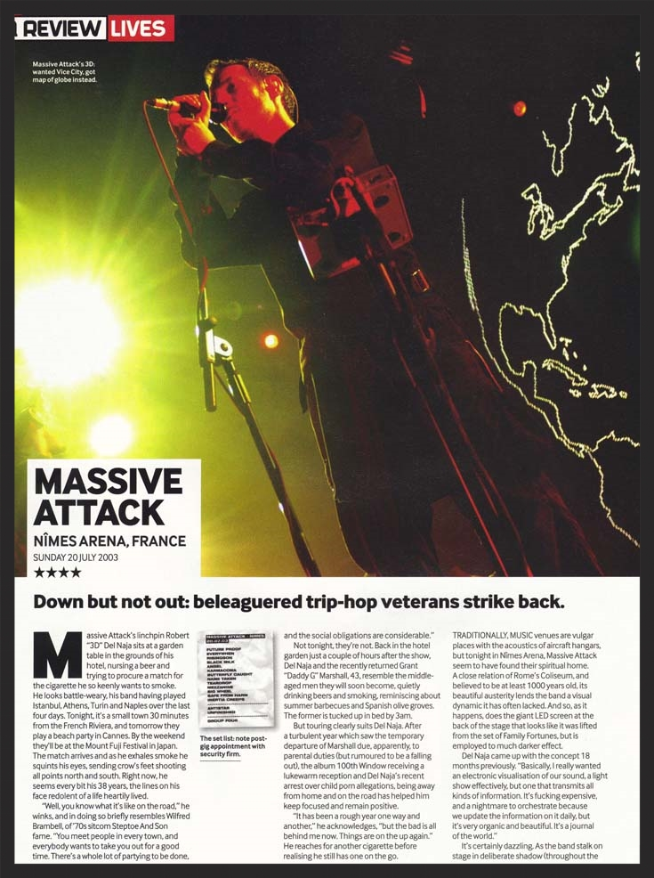 Q Magazine Review #4