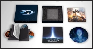 Halo 4 Special Edition Soundtrack