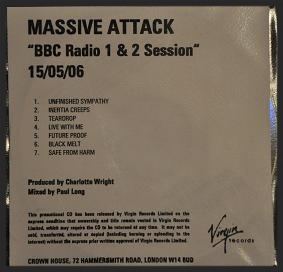 BBC Live 2006 Promo CD-R.  Download Here .