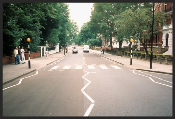 Abbey Road Studios in London, where Massive Attack along with arranger Wil Malone, scored the string section for Unfinished Sympathy.