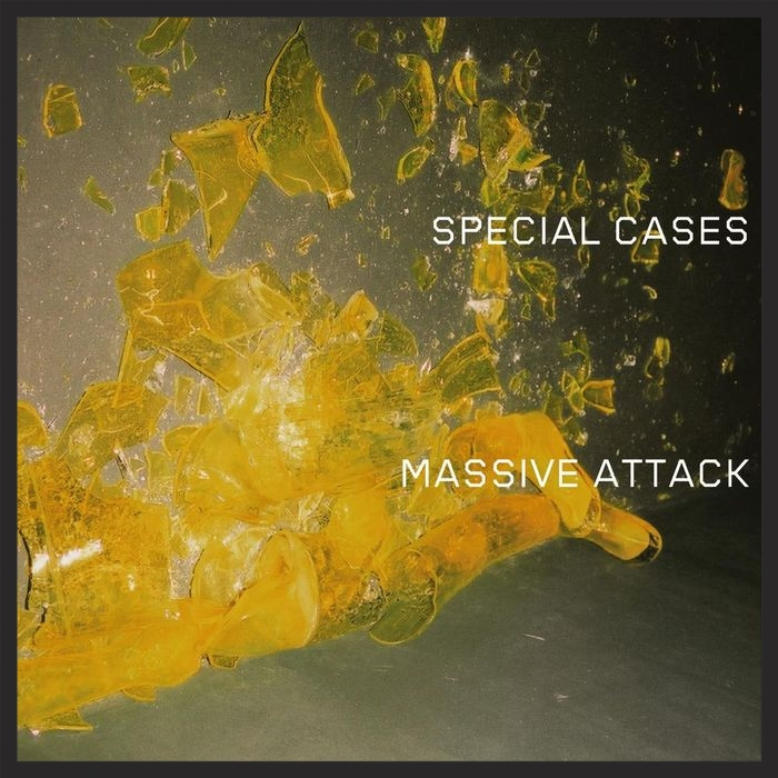 The Front Cover Of The Special Cases Single Release. This Was Also The First Massive Attack Single Release To Have A DVD Single Version.